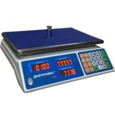 Scales trade 30 kg ACS-728