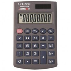 Pocket calculator Citizen SLD-200III