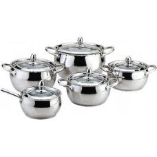 Set of pans Maestro MR3501-6L