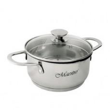 Stainless steel saucepan Maestro 1.6l MR-3510-16