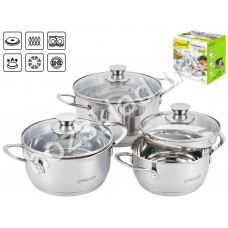 Set of pots Maestro MR3510-6L