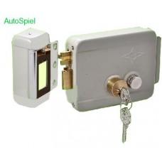 The lock to the AXL-1073 on-door speakerphone