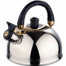 Kettle stainless steel with a whistle 2.0l KAISERHOFF KH-127