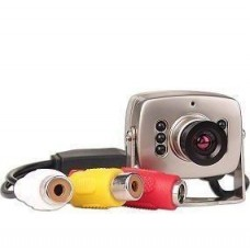 Pass the video surveillance camera color with the CAMERA 208 microphone