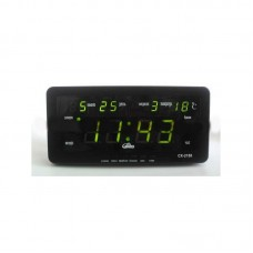 Electronic Clock Desktop Caixing CX-2158
