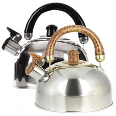 Kettle stainless steel Maestro 2.5l MR1300