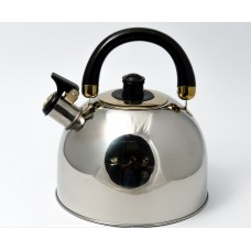 Whistling kettle (stainless steel) RAINBOW Maestro MR1301