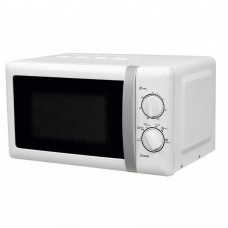 Microwave oven white 20l, 800W (6 power levels), mechanical 20MX79-L (white)
