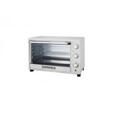 Electric oven 33l, 1600 W GRUNHELM GN33A (white)