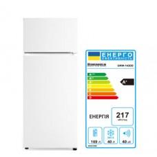 Refrigerator (static), top frost GRW-143DD