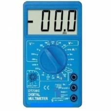 Digital Multimeter Tester DT-700C